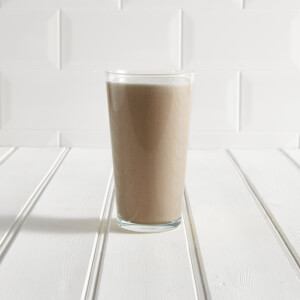 Batido Vegano de Doble Chocolate