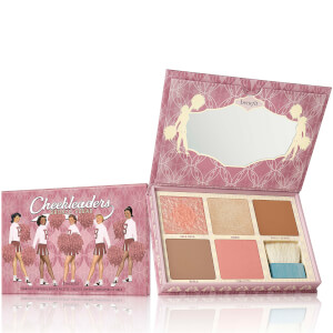 benefit Cheekleaders Bronze Squad Palette (Worth £127.50)