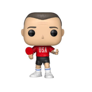 Forrest Gump in Ping Pong Outfit Pop! Vinyl Figure