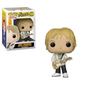 Pop Rocks The Police Andy Summers Funko Pop! Figuur
