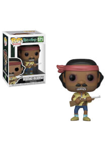 Rick and Morty Resistance Mr Goldenfold Pop! Vinyl Figure