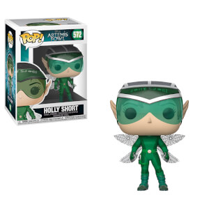 Disney Artemis Fowl Holly Short Pop! Vinyl Figure