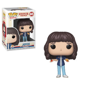Stranger Things Season 3 Joyce Funko Pop! Figuur