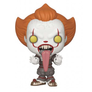 Figurine Pop! Ca Chapitre 2 - Pennywise (Grippe-Sou) Parc D'attraction