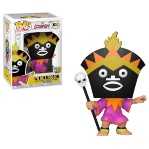 Scooby Doo - Witch Doctor Animation Pop! Vinyl Figure