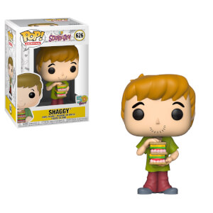 Scooby Doo - Shaggy w/ Sandwich Animation Funko Pop! Vinyl