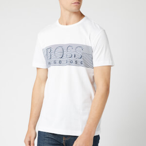 BOSS Men's 2 T-Shirt - White