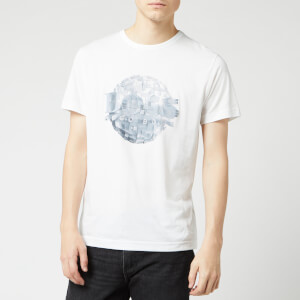 BOSS Men's 4 T-Shirt - White