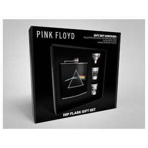 Pink Floyd Hip Flask Set