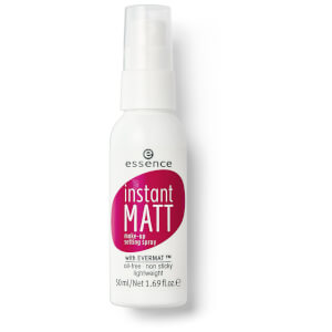 essence Instant Matt Makeup Setting Spray