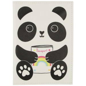 Sass & Belle Aiko Panda Kawaii Friends Passport Holder