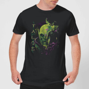 Captain Marvel Talos Men's T-Shirt - Black