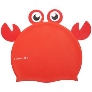 Sunnylife Crabby Swimming Cap - 3-9 Years