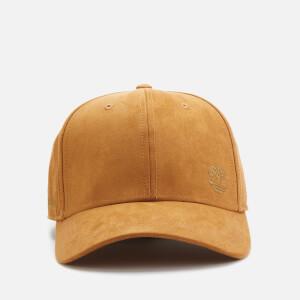 Timberland Men's Micro Suede Baseball Cap - Wheat