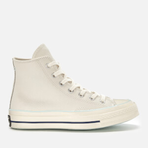 Converse Women's Chuck Taylor All Star 70 Hi-Top Trainers - Egret/Teal Tint