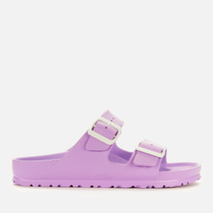 Birkenstock Women's Arizona EVA Double Strap Sandals - Lavender