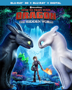 How to Train Your Dragon - The Hidden World (Includes 3D Blu-ray + Digital Download)