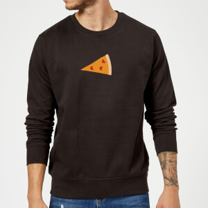Pizza Part Sweatshirt - Black