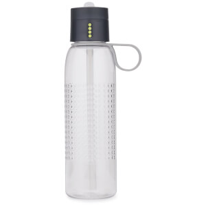 Joseph Joseph Dot Active Water Bottle - 750ml - Grey
