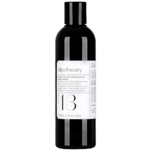 ilapothecary Face the Day Exfoliating Body Wash 200ml