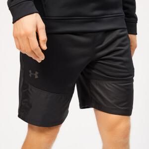 Under Armour Men's Terry Shorts - Black