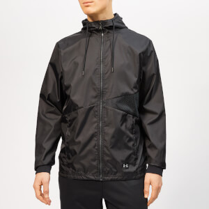 Under Armour Men's Unstoppable Windbreaker Jacket - Black