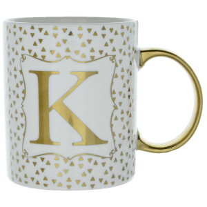 Candlelight Initial Mug from I Want One Of Those