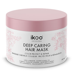 ikoo Color Protect & Repair Deep Caring Mask (200ml)