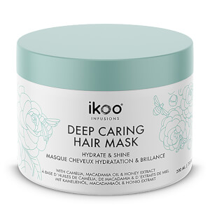 ikoo Hydrate & Shine Deep Caring Mask (200ml)