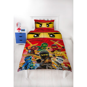 LEGO Ninjago Collective Duvet Set