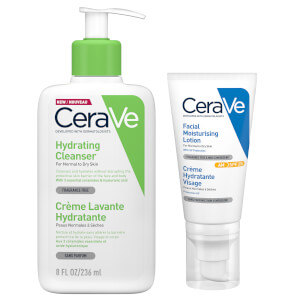 Dúo de mañana Your Best Skin de CeraVe