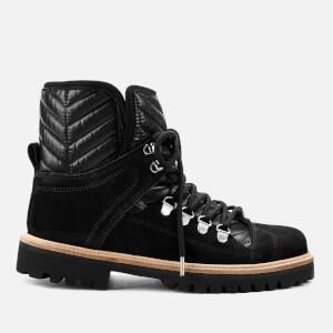 1472cd052f2 Ganni Women s Winter Hiking Boots - Black