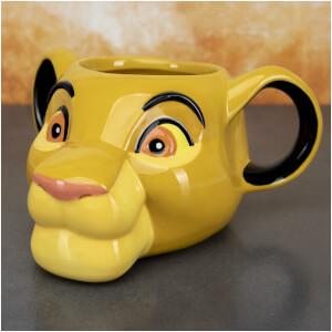 Simba Geformte Tasse