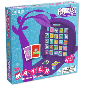 Top Trumps Match - Fingerlings