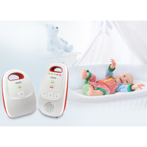 Vtech Safe & Sound Digital Audio Baby Monitor - BM1000