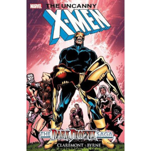 X-Men: The Dark Phoenix Saga Graphic Novel (Paperback)