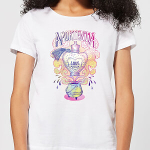 Harry Potter Amorentia Love Potion Women's T-Shirt - White