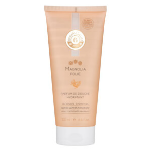 Roger&Gallet Magnolia Folie Shower Gel and Bubble Bath 200ml