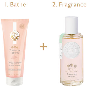 Roger&Gallet Tubéreuse Hédonie Shower Gel and Bubble Bath 200ml: Image 3