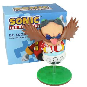 Sonic Figure Dr. Eggman