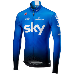 Team Sky Long Sleeve Thermal Jersey - Ocean Rescue