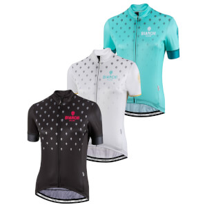 Bianchi Isca Women's Short Sleeve Jersey