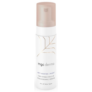 MGC Derma CBD Stem Cells and Hyaluronic Serum 50ml