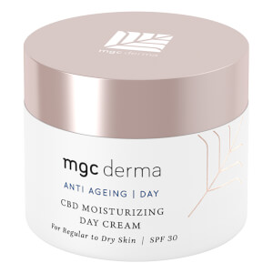 MGC Derma CBD Moisturizing Day Cream SPF 30 50ml