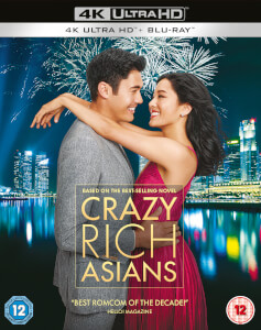 Crazy Rich Asians - 4K Ultra HD