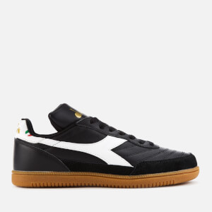Diadora Men's Gold Indoor Trainers - Black