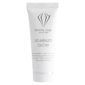Crystal Clear 10 Minute Glow 25ml (Free Gift)