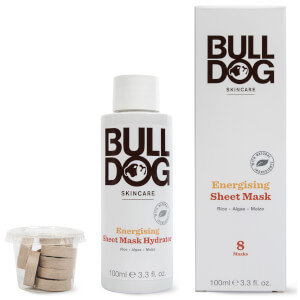 Bulldog Energising Face Mask 100ml: Image 1