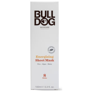 Bulldog Energising Face Mask 100ml: Image 2