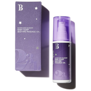 Bloom and Blossom Baby Sleep Bedtime Massage Oil 100ml